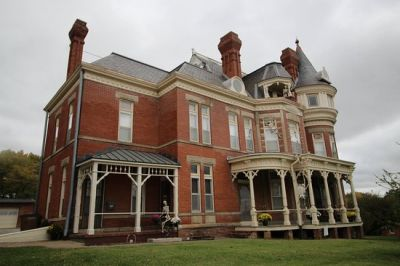 Haunted 1889 McInteer Villa