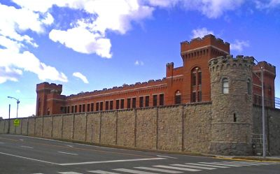 Haunted Old Montana State Prison