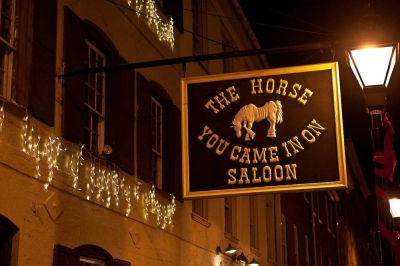 Haunted Horse You Came In On Saloon