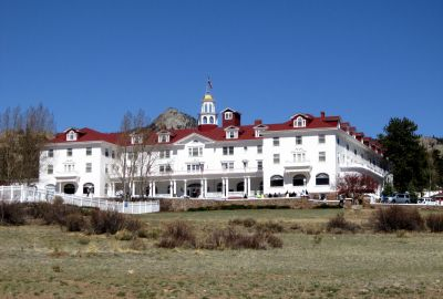 Haunted Stanley Hotel