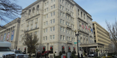 Haunted Hay-Adams Hotel