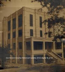 Haunted 1914 Chester County Jail.