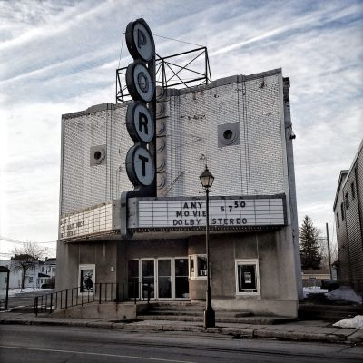 The Haunted Old Port Theatre