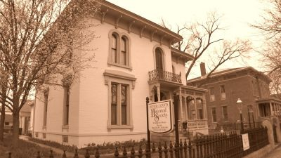 Haunted Butler County Historical Society