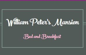 Haunted William Peter Mansion Bed and Breakfast