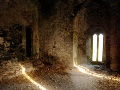 Haunted Bloody Chapel in Leap Castle