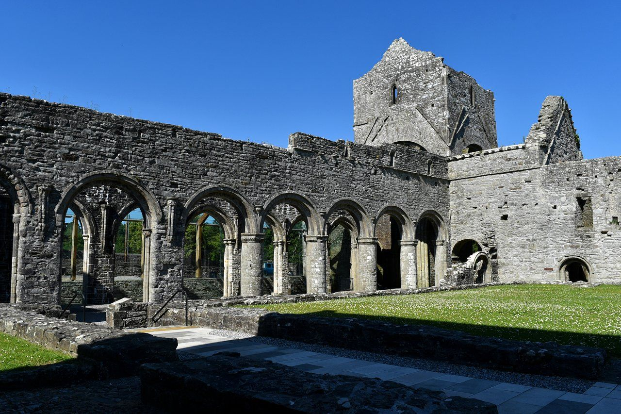 12th-century-cistercian-abbey-boyle---haunted-ireland