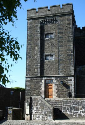 Haunted Stirling Jail