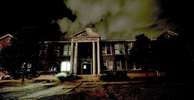 Haunted Posttown Elementary School