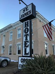Haunted St James Hotel & Restaurant