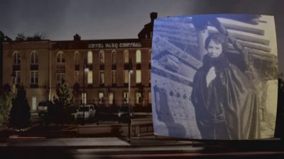Historical and Ghostly Photos of the Haunted Hotel Parq Central