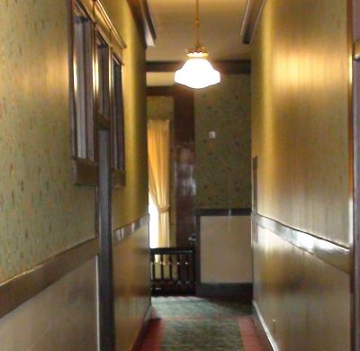Spectral images from Haunted  Buffalo Bill's Irma Hotel