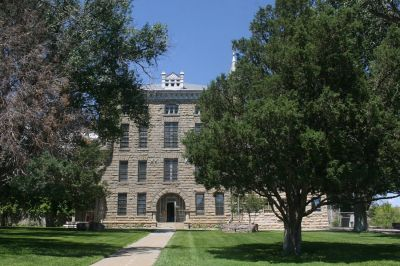 Haunted Wyoming Frontier Prison