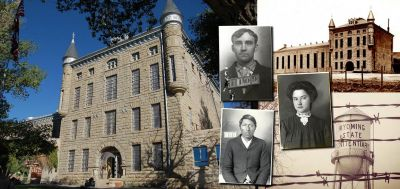 The executed of the Haunted Wyoming Frontier Prison