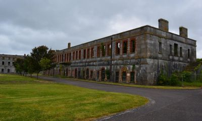 Haunted Spike Island in Ireland