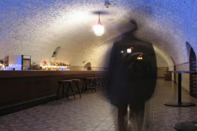 Spectral Images captured at the Haunted  Wabasha Street Caves