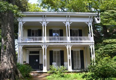 Haunted McRaven House
