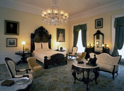 Lincoln's Bedroom - Haunted White House