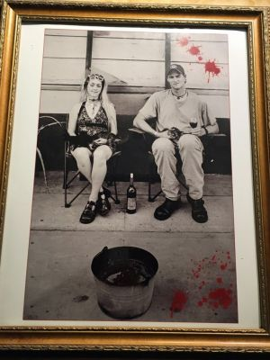 Zach and Addie Gruesome Murder history at the Haunted Bloody Mary's New Orleans Museum