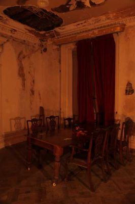 Spectral Images from Haunted Loftus Hall
