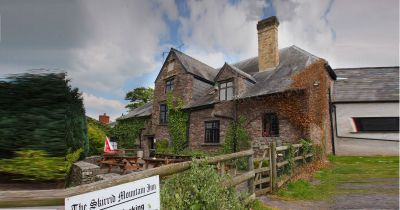 Haunted Skirrid Mountain Inn